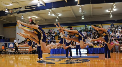 Tabor College Cheerleading