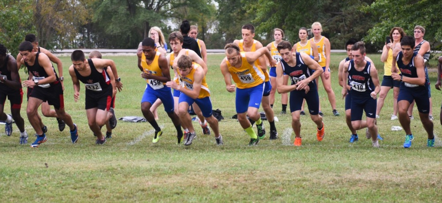 Tabor Cross Country