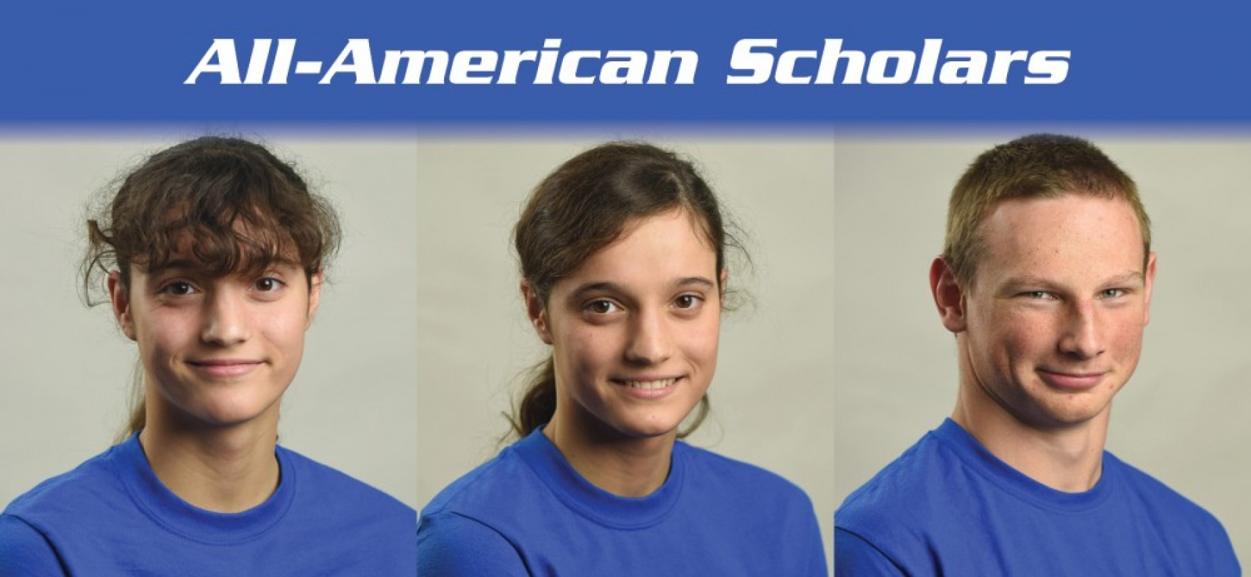 Tabor Swimming Academic All-Americans