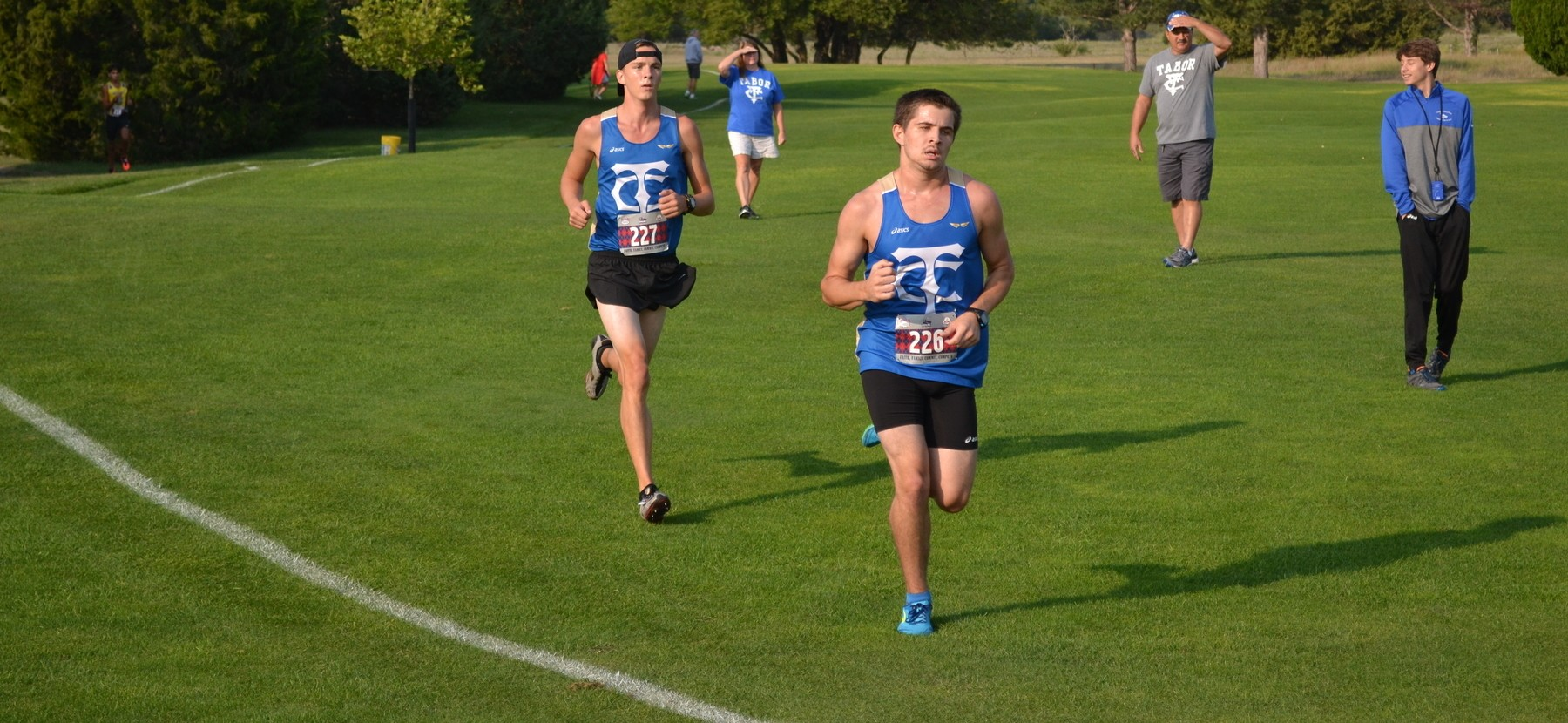 Hinerman & Ballou-Lyngstand Round out Bluejay Top 5