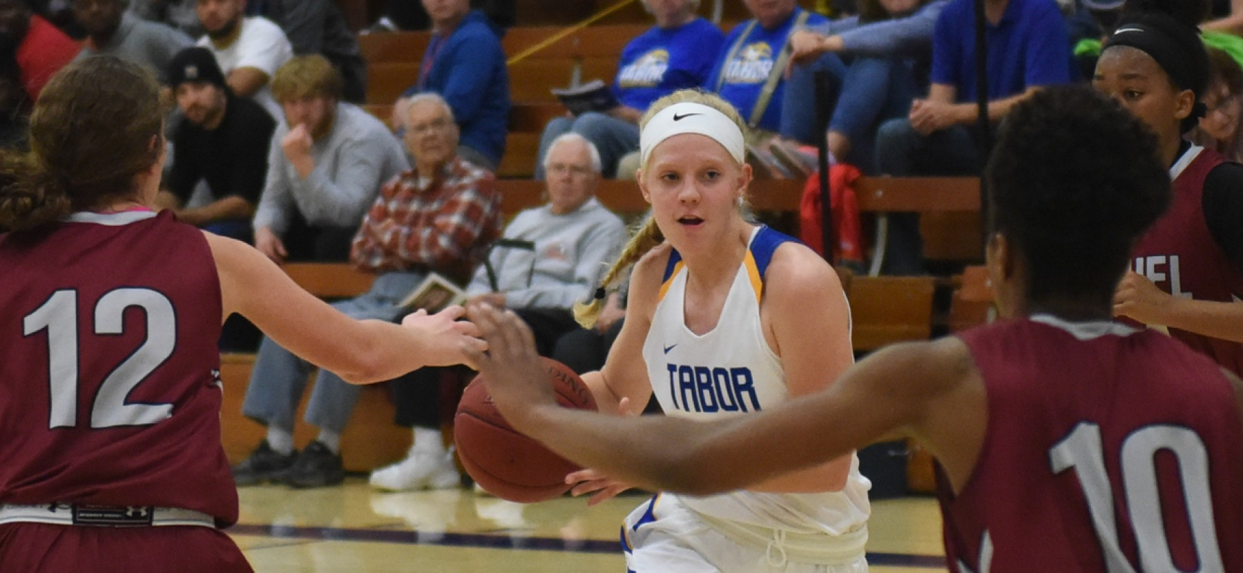 Tabor College - Tabor\'s Ediger named Player of the Decade by Garden ...