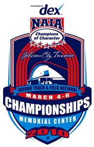 NAIA National Indoor Track and Field Championships March 4-6